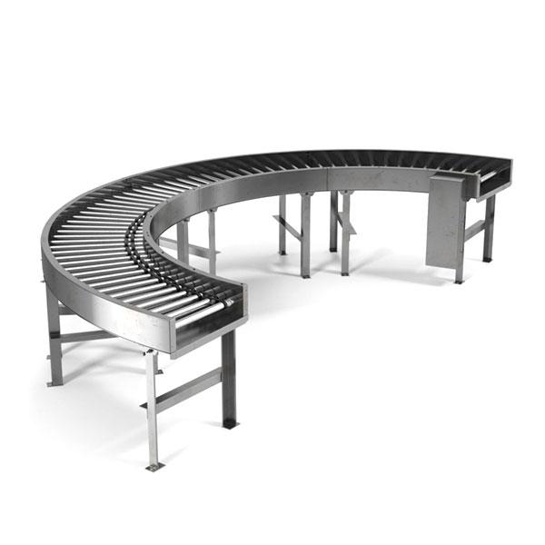 GW型弯道动力辊道输送机